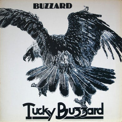 BUZZARD Vinyl Record