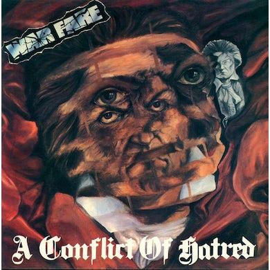 Warfare CONFLICT OF HATRED Vinyl Record