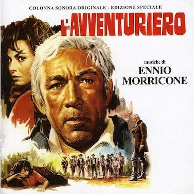 L'Avventuriero / O.S.T. L'AVVENTURIERO / Original Soundtrack Vinyl Record