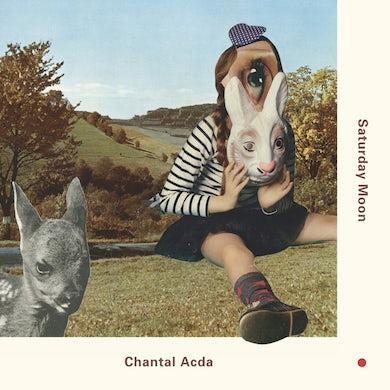 Chantal Acda SATURDAY MOON Vinyl Record