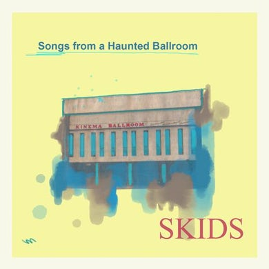 SONGS FROM THE HAUNTED (YELLOW & BLUE VINYL) Vinyl Record