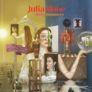 Julia Stone SIXTY SUMMERS Vinyl Record