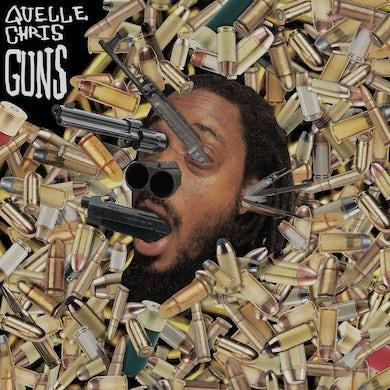 GUNS Vinyl Record