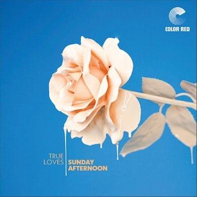 SUNDAY AFTERNOON (BLUE MARBLED VINYL) Vinyl Record