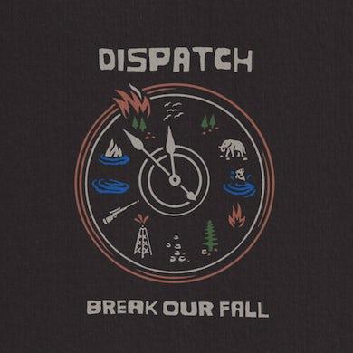 Dispatch BREAK OUR FALL Vinyl Record