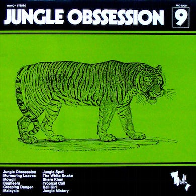 JUNGLE OBSESSION Vinyl Record
