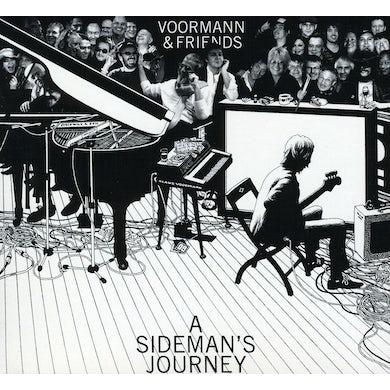 Voormann & Friends SIDEMAN'S JOURNEY CD