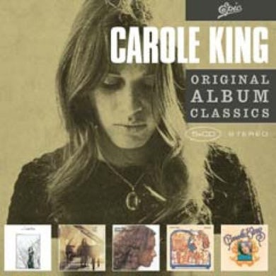 Carole King ORIGINAL ALBUM CLASSIC CD