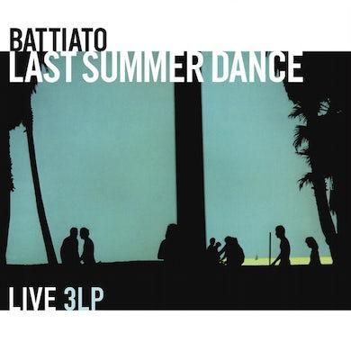 Franco Battiato LAST SUMMER DANCE Vinyl Record