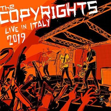 LIVE IN ITALY 2019 Vinyl Record