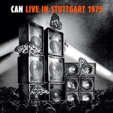 Can LIVE IN STUTTGART 1975 Vinyl Record