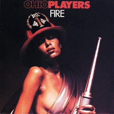 Ohio Players FIRE (RED TRANSLUCENT VINYL) Vinyl Record