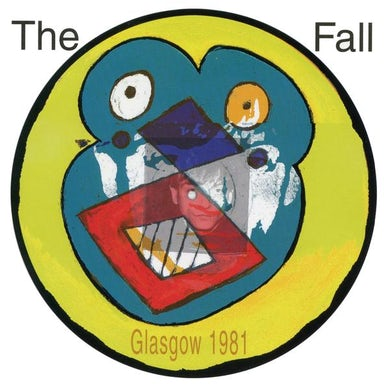 Fall LIVE FROM THE VAULTS -GLASGOW 1981 Vinyl Record