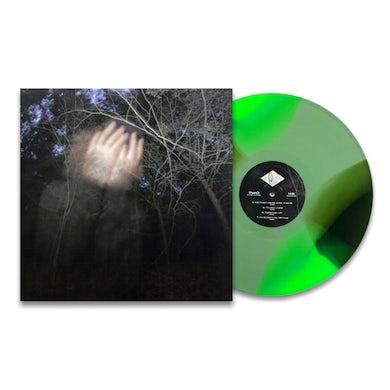 nothing,nowhere SINGLES (OLIVE GREEN NEON GREEN TWISTER VINYL) Vinyl Record