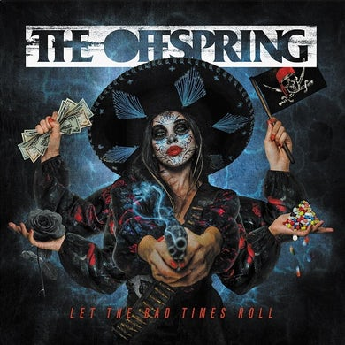 The Offspring LET THE BAD TIMES ROLL Vinyl Record