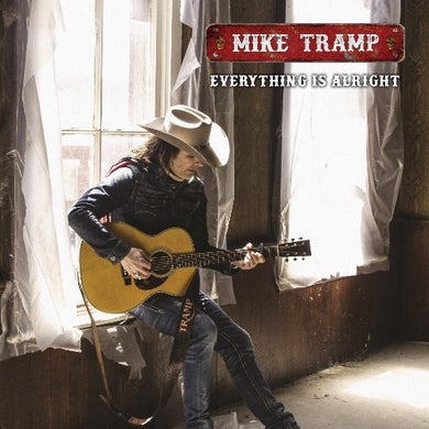Mike Tramp EVERYTHING IS ALRIGHT Vinyl Record