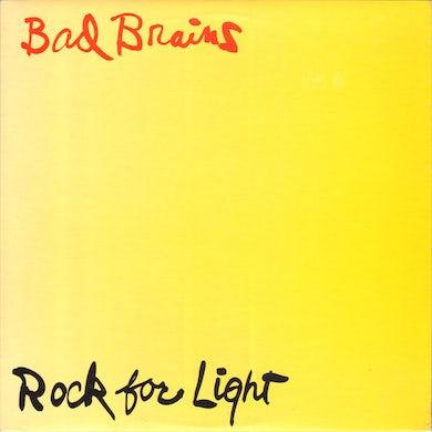 Bad Brains ROCK FOR LIGHT Vinyl Record