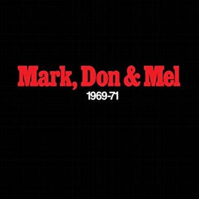 Grand Funk Railroad MARK DON & MEL 1969-71 Vinyl Record