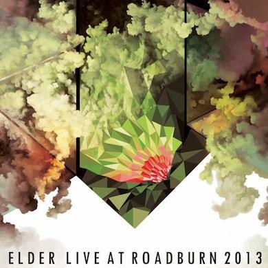 Elder LIVE AT ROADBURN 2013 Vinyl Record