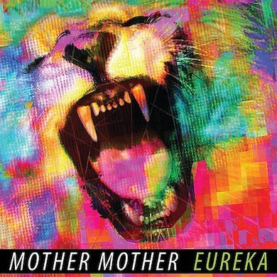 Mother Mother EUREKA (10 YEAR ANNIVERSARY) (TRANSLUCENT GREEN) Vinyl Record