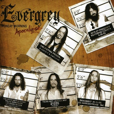 Evergrey MONDAY MORNING CD
