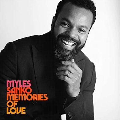 Myles Sanko MEMORIES OF LOVE Vinyl Record