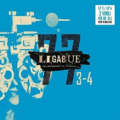 Ligabue 77 SINGOLI / LP 3-LP 4 Vinyl Record
