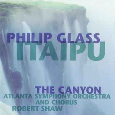 Philip Glass ITAIPU/CANYON Vinyl Record