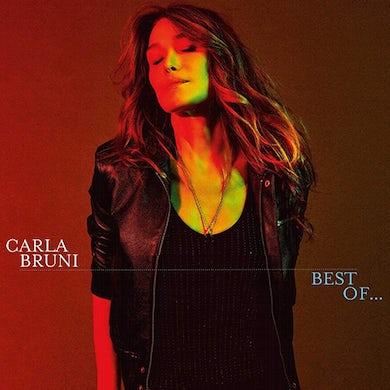 Carla Bruni BEST OF Vinyl Record