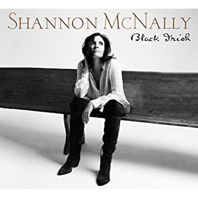 Shannon Mcnally BLACK IRISH (RED VINYL) Vinyl Record