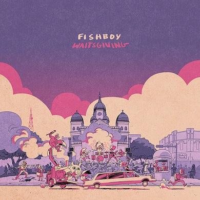 Fishboy WAITSGIVING Vinyl Record