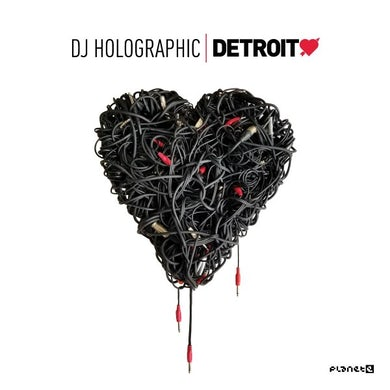 Dj Holographic DETROIT LOVE 5 Vinyl Record