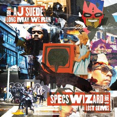 Aj Suede / Specswizard LONG MAY WE RAIN & LOST GEMS Vinyl Record
