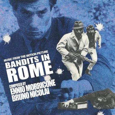 Ennio Morricone BANDITS IN ROME / Original Soundtrack Vinyl Record