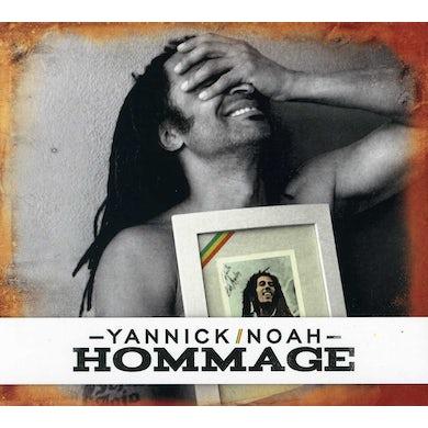 Yannick Noah HOMMAGE CD