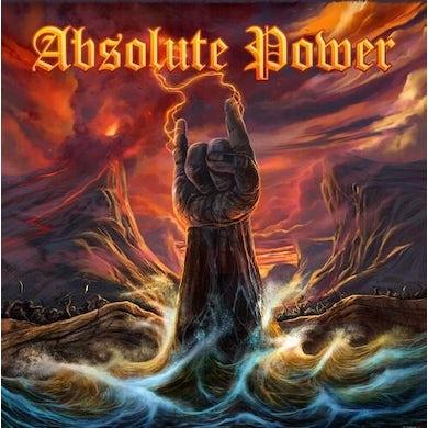 ABSOLUTE POWER (CLEAR VINYL) Vinyl Record