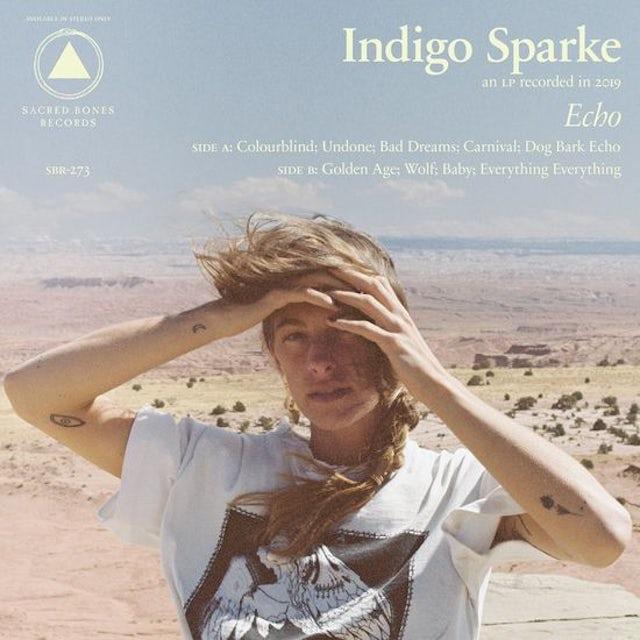 Indigo Sparke