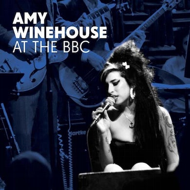 Amy Winehouse AT THE BBC Vinyl Record