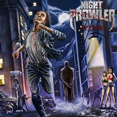 Night Prowler NO ESCAPE Vinyl Record