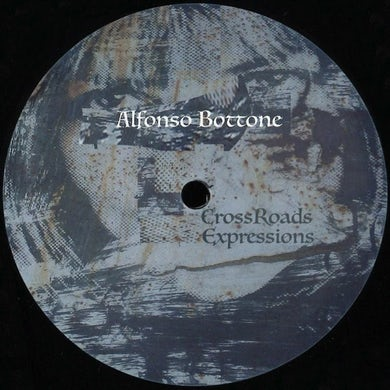 Alfonso Bottone CROSSROADS / EXPRESSIONS Vinyl Record