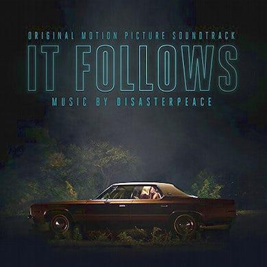 IT FOLLOWS / Original Soundtrack Vinyl Record