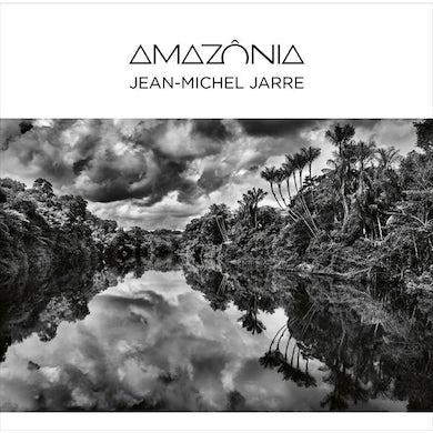 Jean-Michel Jarre AMAZONIA Vinyl Record