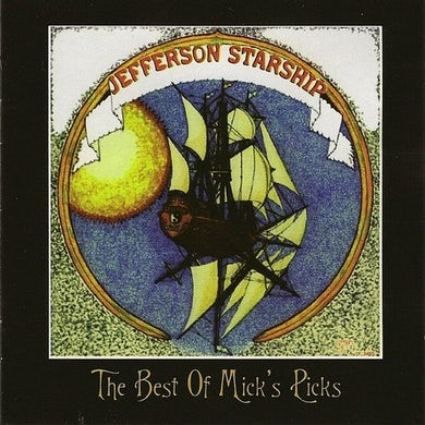Jefferson Starship BEST OF MICK'S PICKS Vinyl Record