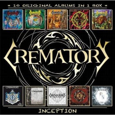 Crematory INCEPTION CD