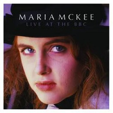 Maria McKee LIVE AT THE BBC CD
