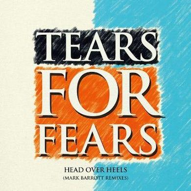 Tears For Fears HEAD OVER HEELS (MARK BARROTT REMIXES) Vinyl Record