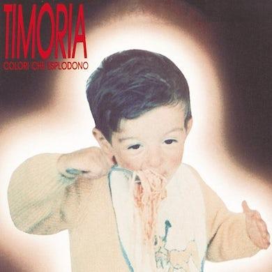 Timoria COLORI CHE ESPLODONO Vinyl Record