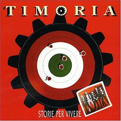 Timoria STORIE PER VIVERE Vinyl Record