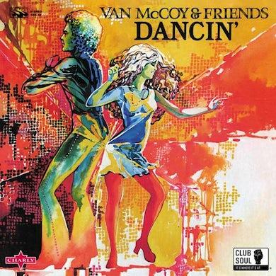 Van Mccoy   DANCIN' Vinyl Record