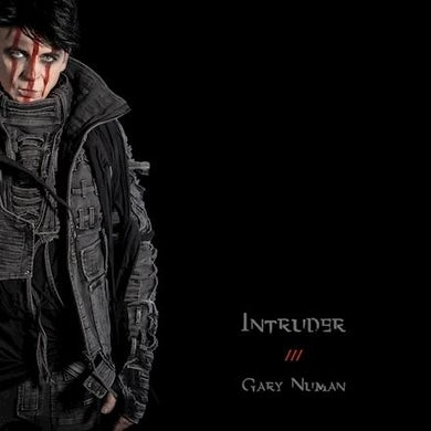 Gary Numan INTRUDER CD
